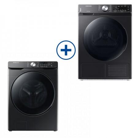 세탁기 21Kg + 건조기 9Kg