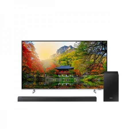 Crystal UHD TV 189cm (75) + 2.1ch 사운드바