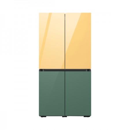 BESPOKE 냉장고 4도어 프리스탠딩 874 L