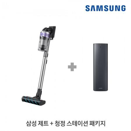 제트청소기 + 청정스테이션