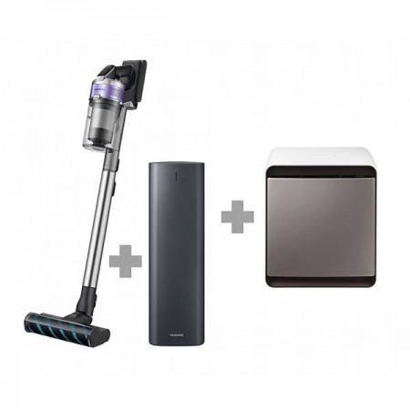 제트 청소기 200W + 제트스테이션 + 공기청정기 큐브